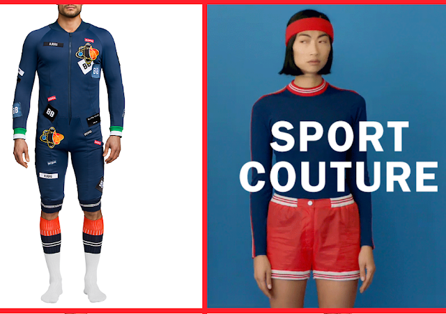 Sport Couture Capsule Collection