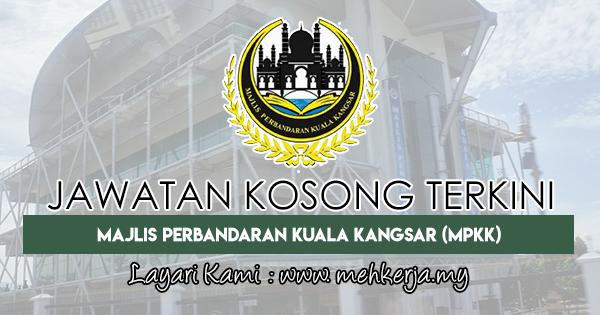 Jawatan Kosong Terkini 2018 di Majlis Perbandaran Kuala Kangsar (MPKK)