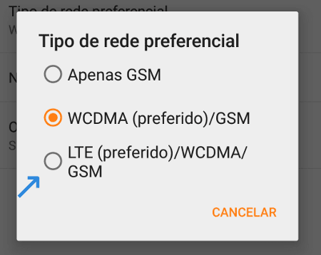 lt3 4g no android