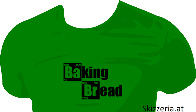 baking bread skizzeria