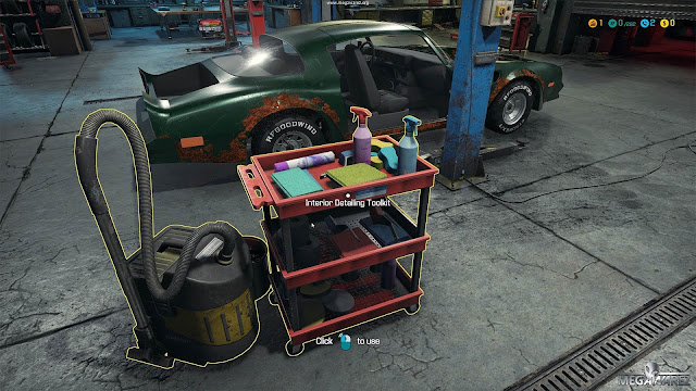 Car Mechanic Simulator 2018 pc imagenes