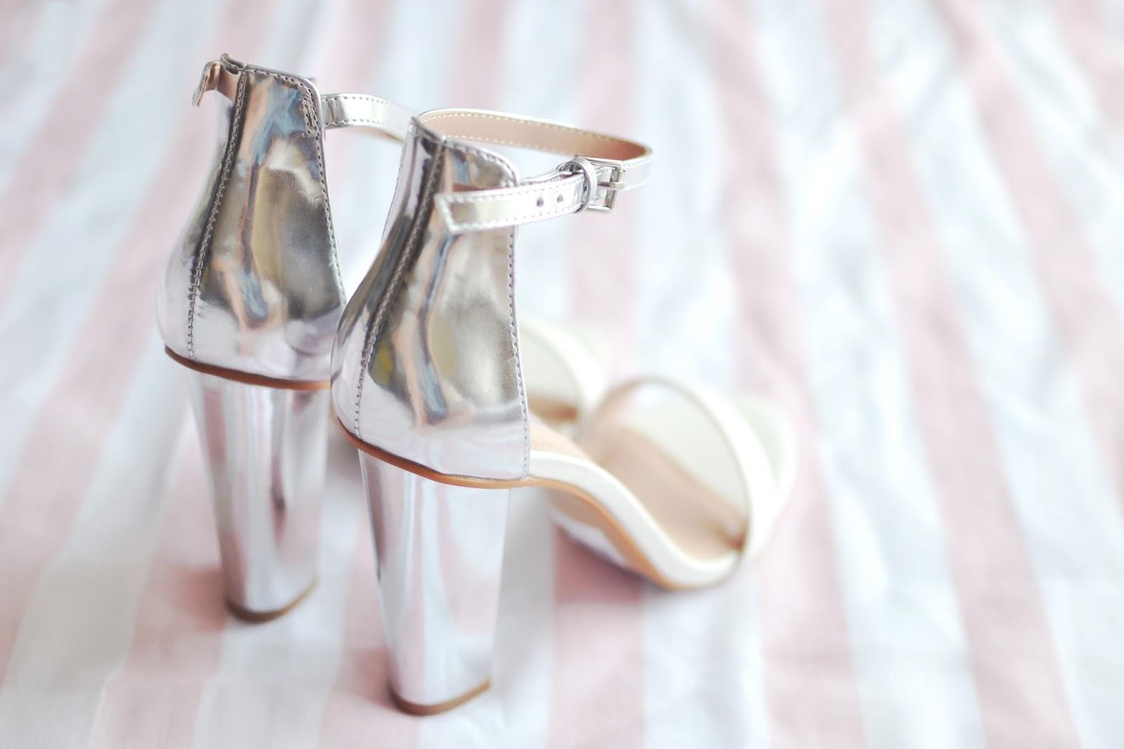 High heeled sandals, dorothy perkins heels