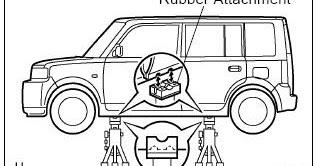 repair-manuals: Toyota xB/BB Scion Repair Manual