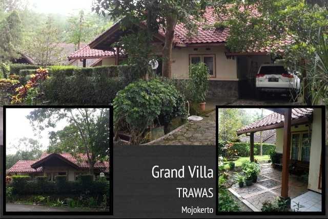 Sewa Grand Villa Trawas