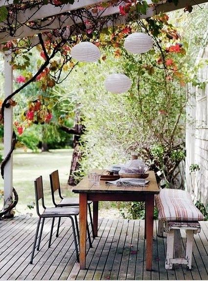 Ideas for decorating exteriors 3
