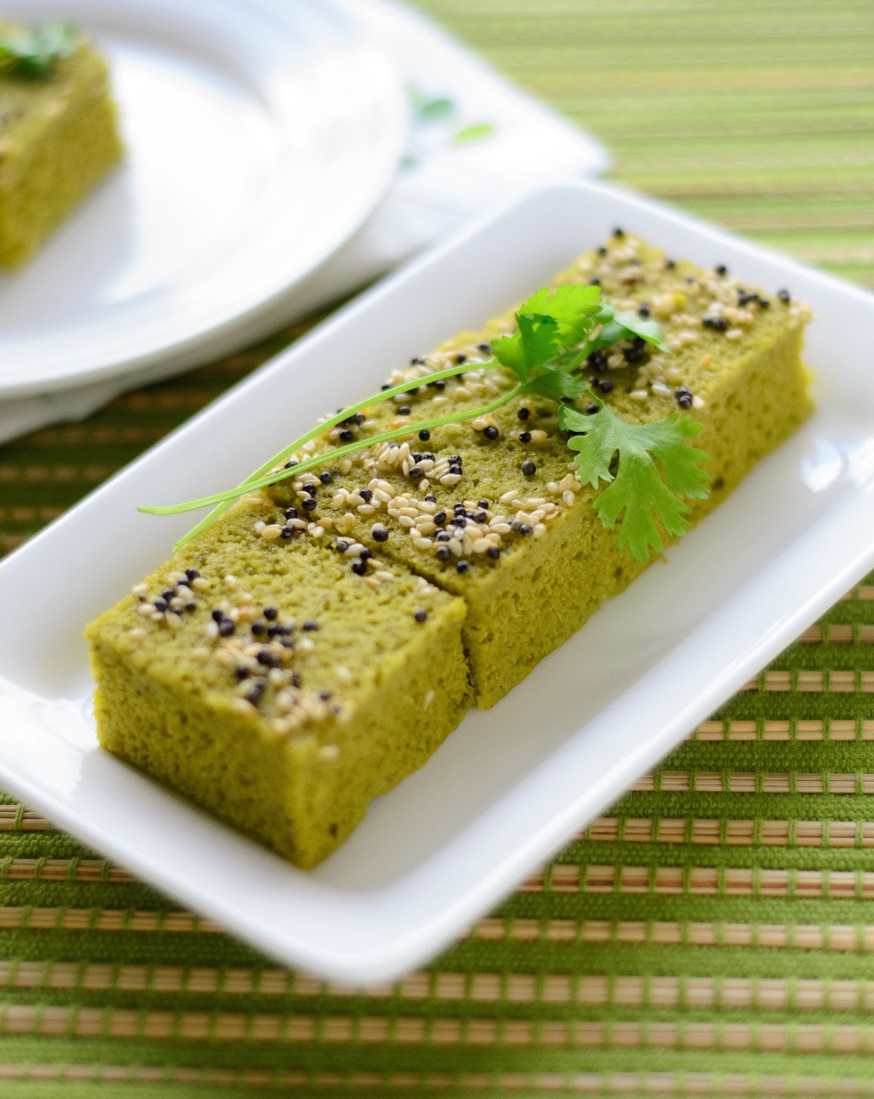 Greens Lemon Cake