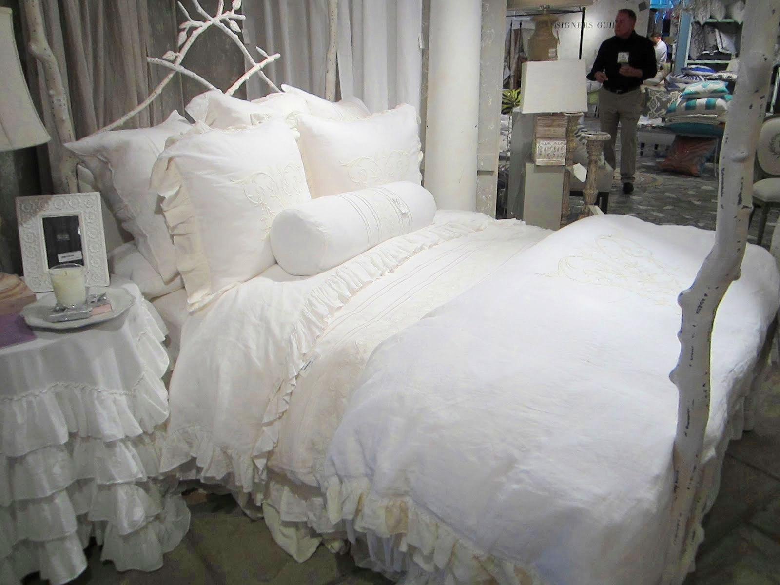 Make Your Bed Dreamy Luxe Linens Nbaynadamas