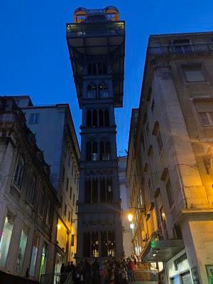 Lisboa. Elevador