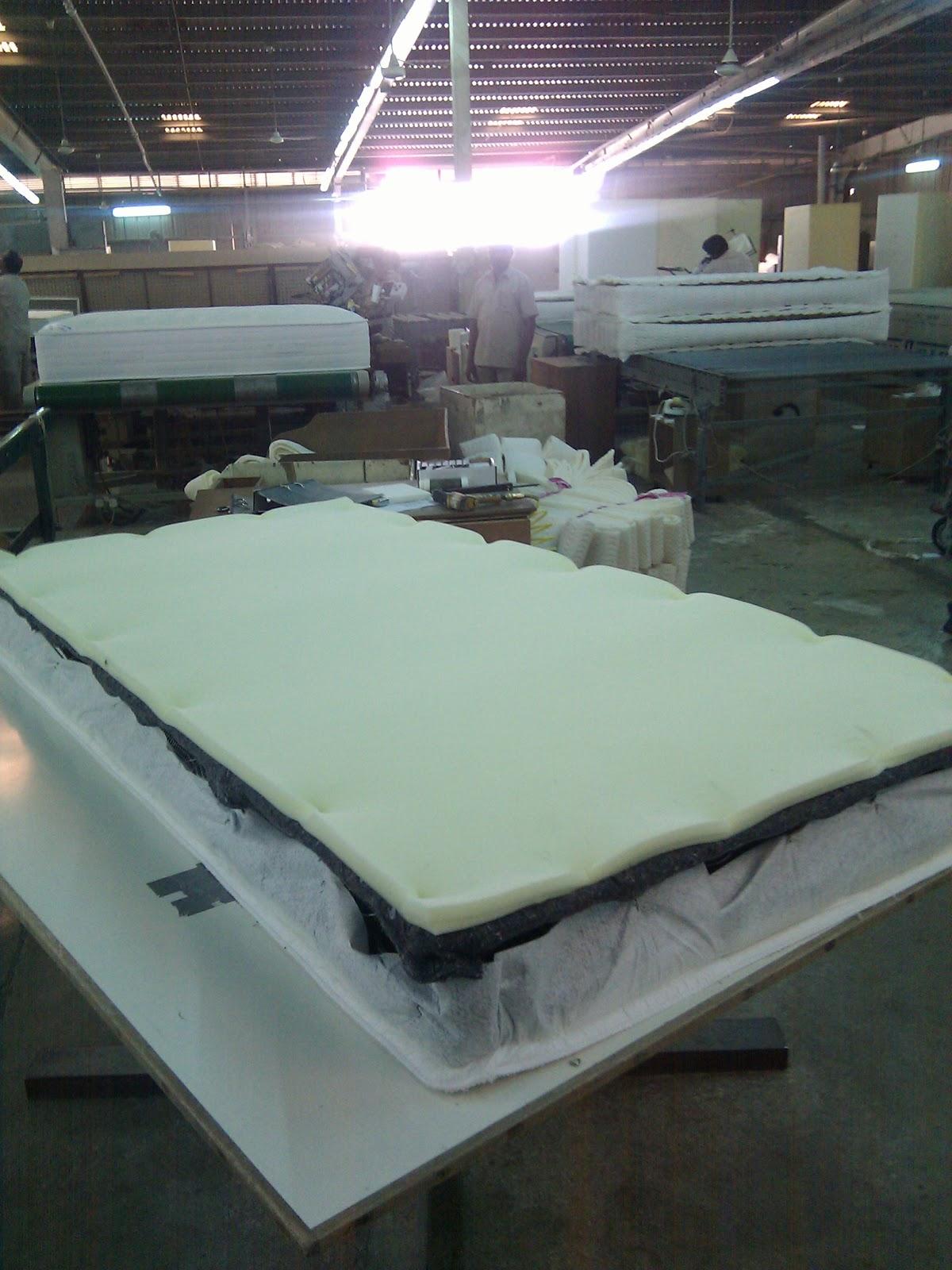 My Raha mattress - [MM] Muscat Mutterings