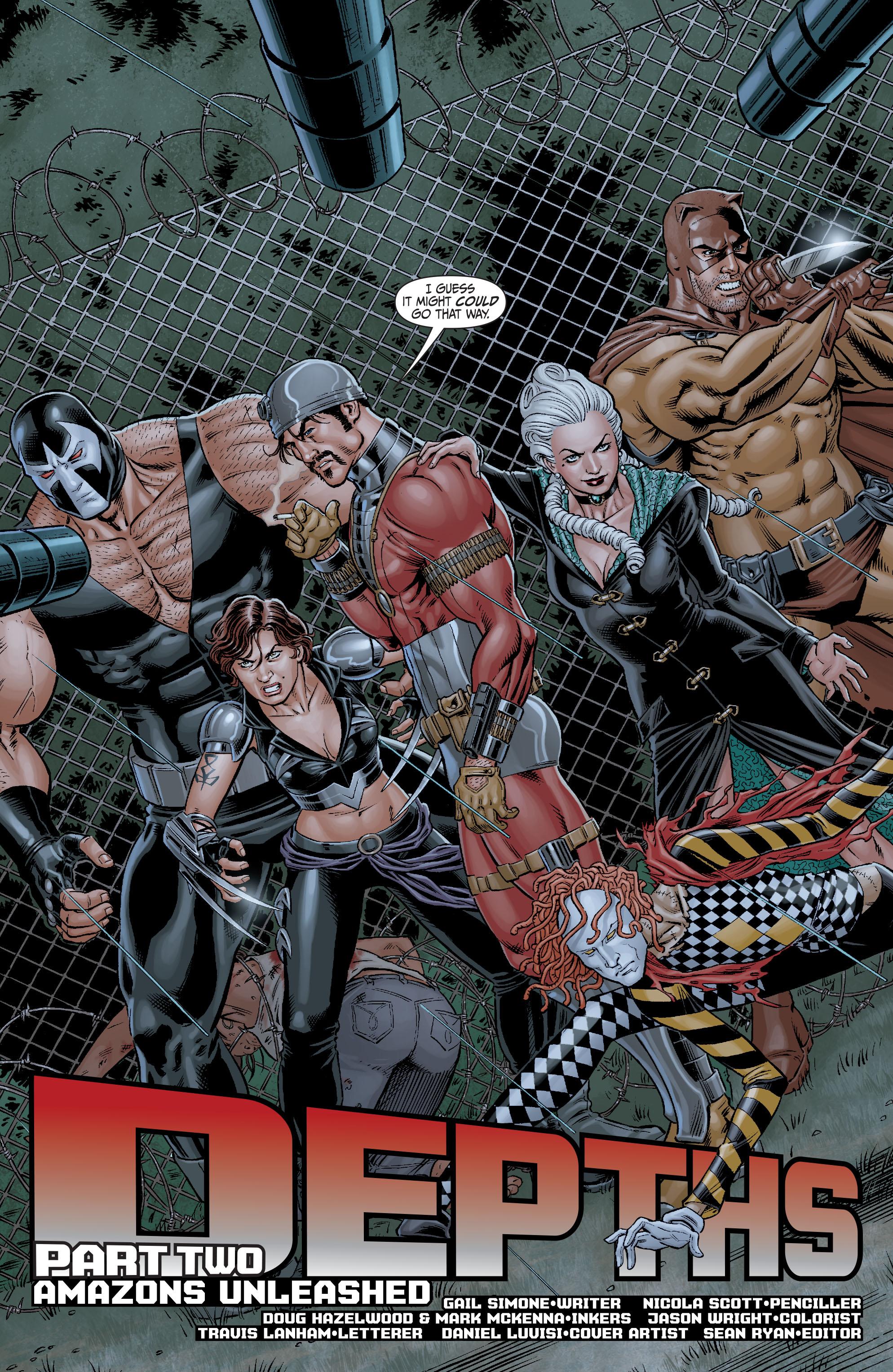 Read online Secret Six (2008) comic -  Issue #11 - 3