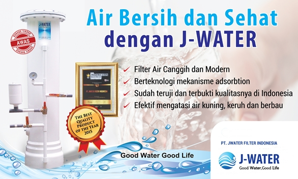 filter air pondok labu