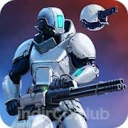 CyberSphere Sci-fi Shooter APK