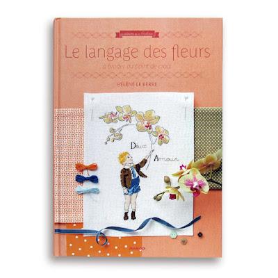 Le langage des fleurs, книга
