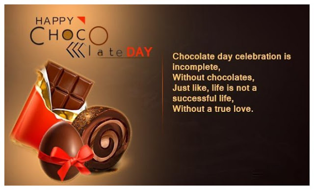Chocolate Day 2018