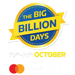 Flipkart The Big billions days 10th to 14th October