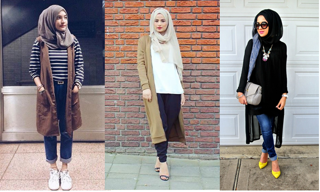 Model Baju Muslim Remaja