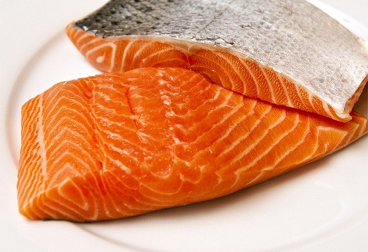 Salmon Fillet Best Foods for Bodybuilding