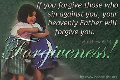 inspirational quotes if you forgive those who sin against you,