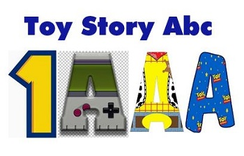 Toy Story Abc
