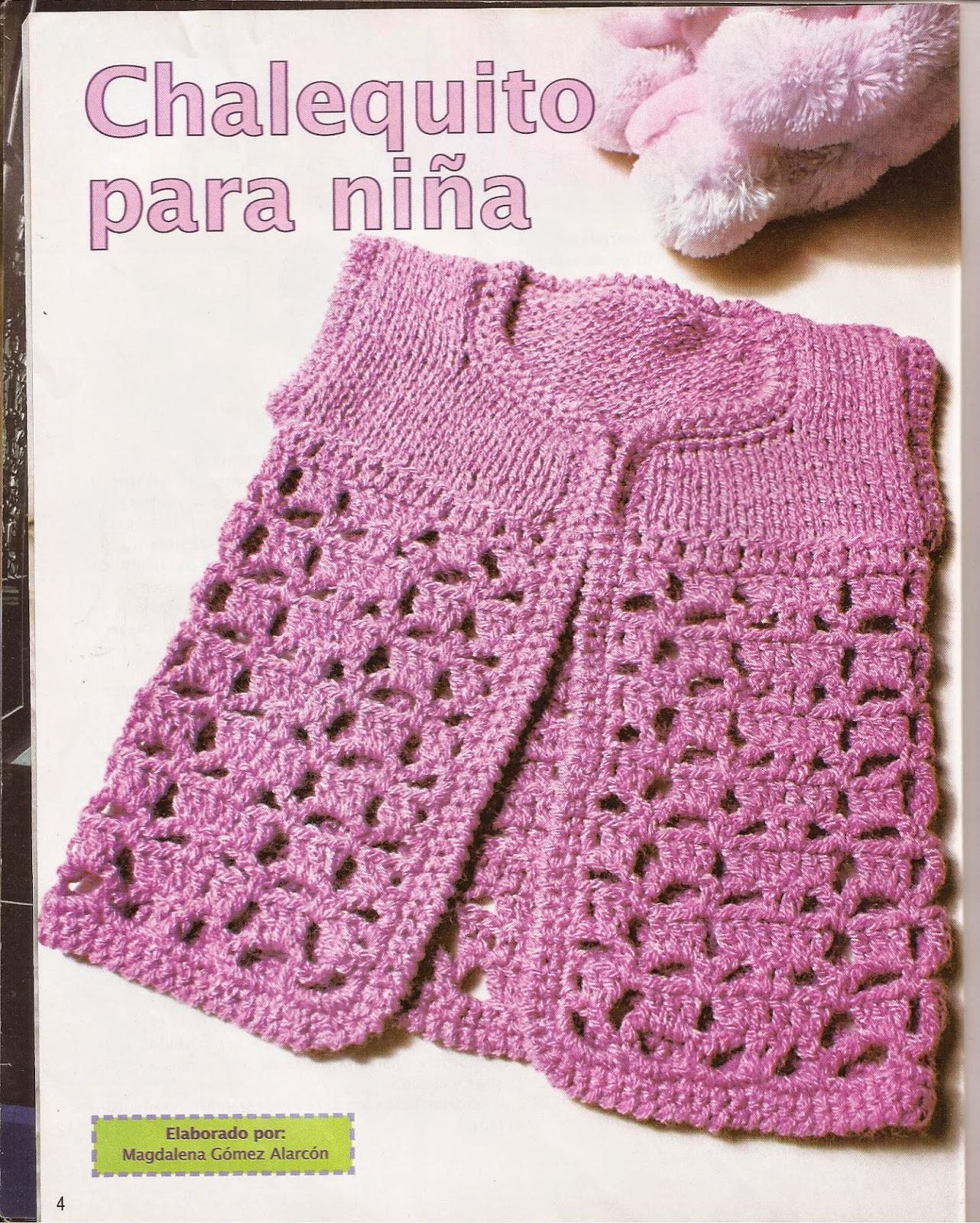 Como hacer tejidos para bebes en crochet revistas de - Como hacer colcha de ganchillo ...