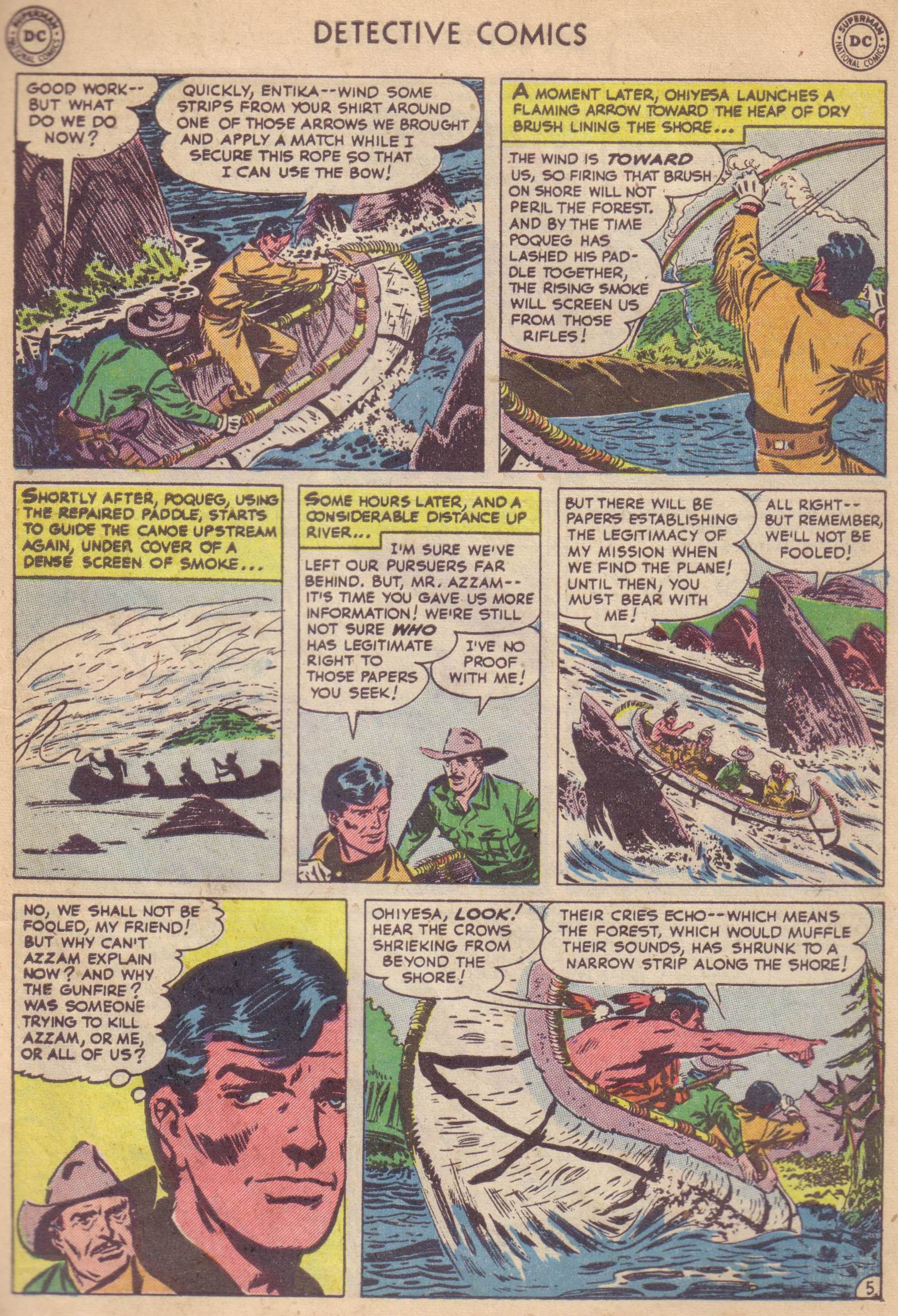 Read online Detective Comics (1937) comic -  Issue #177 - 37