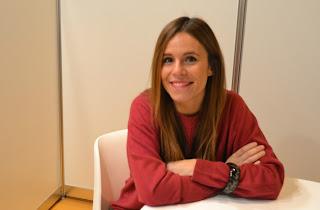Entrevista a Laura Santolaya (P8ladas)