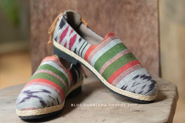 Sepatu D'Arcadian Treasure