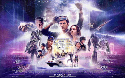 READY PLAYER ONE o la celebración nostálgica de la distopía