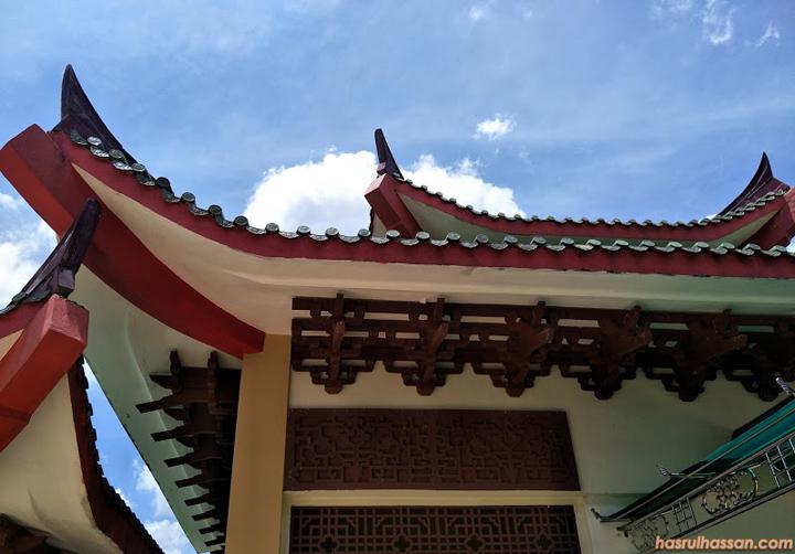 Senibina Cina pada Masjid Beijing