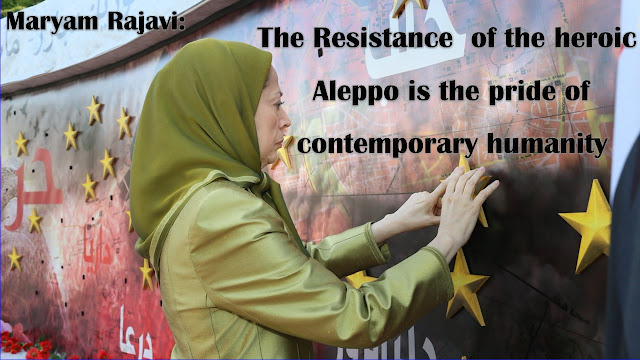 THE SOLUTION FOR SYRIA AND MIDDLE EAST CRISIS,Speech of Maryam Rajavi in the conference of Solidarity with the Peoples of the Middle East -10 July 2016