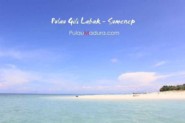 Obyek Wisata Pulau Gili Labak di Sumenep - Pulau Madura