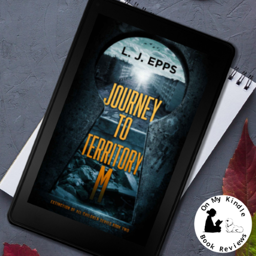 On My Kindle BR's review of 'Journey to Territory M' by L.J. Epps!