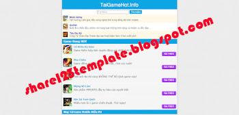 6 template blogspot wap đẹp