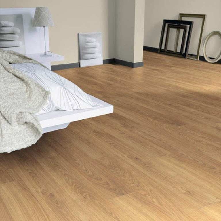 Suelos limpios bonitos y de facil mantenimiento - Suelo imitacion madera ...