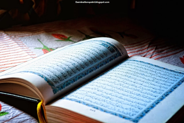 Quran, Source of Islamic Law