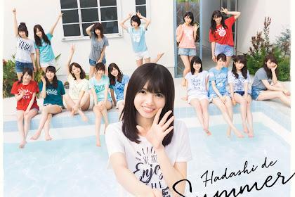 [PV SUB] Nogizaka46 - Hadashi de Summer (Sub Indo / Eng Sub)
