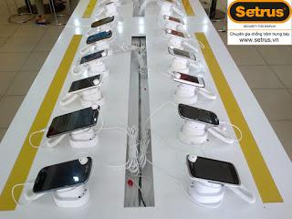 Setrus chuyên cài đặt chống trộm điện thoại Lumia