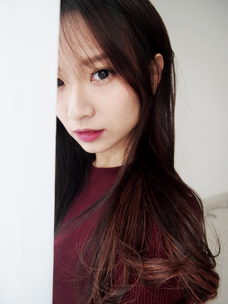 beauty blogger indonesia - ulzzang korean makeup