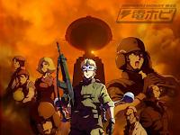 Film Mobile Suit Gundam: The Origin III - Dawn of Rebellion (2016) Bluray