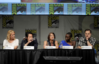The Walking Dead SDCC 2012