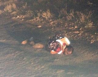 En Nuevo Laredo hallan ejecutado a un hombre detenido por polcias