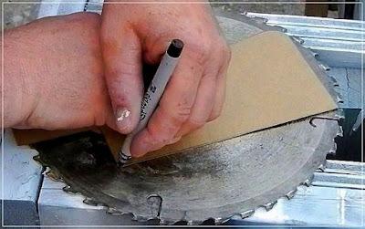 membuat pisau lempar