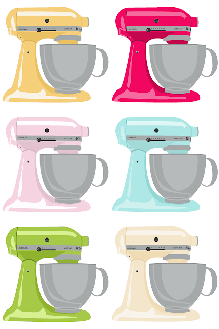 Dibujo Kitchen Aid