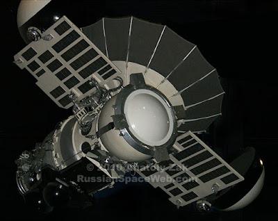 На Землю впаде радянська космічна станція