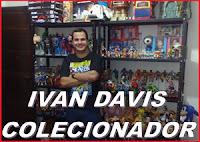 Ivan Davis Colecionador