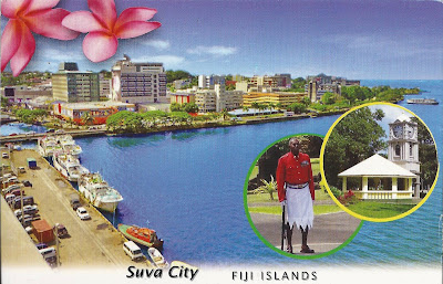 Fiji Islands capital city