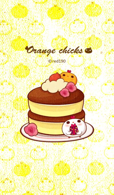 Orange chicks-02