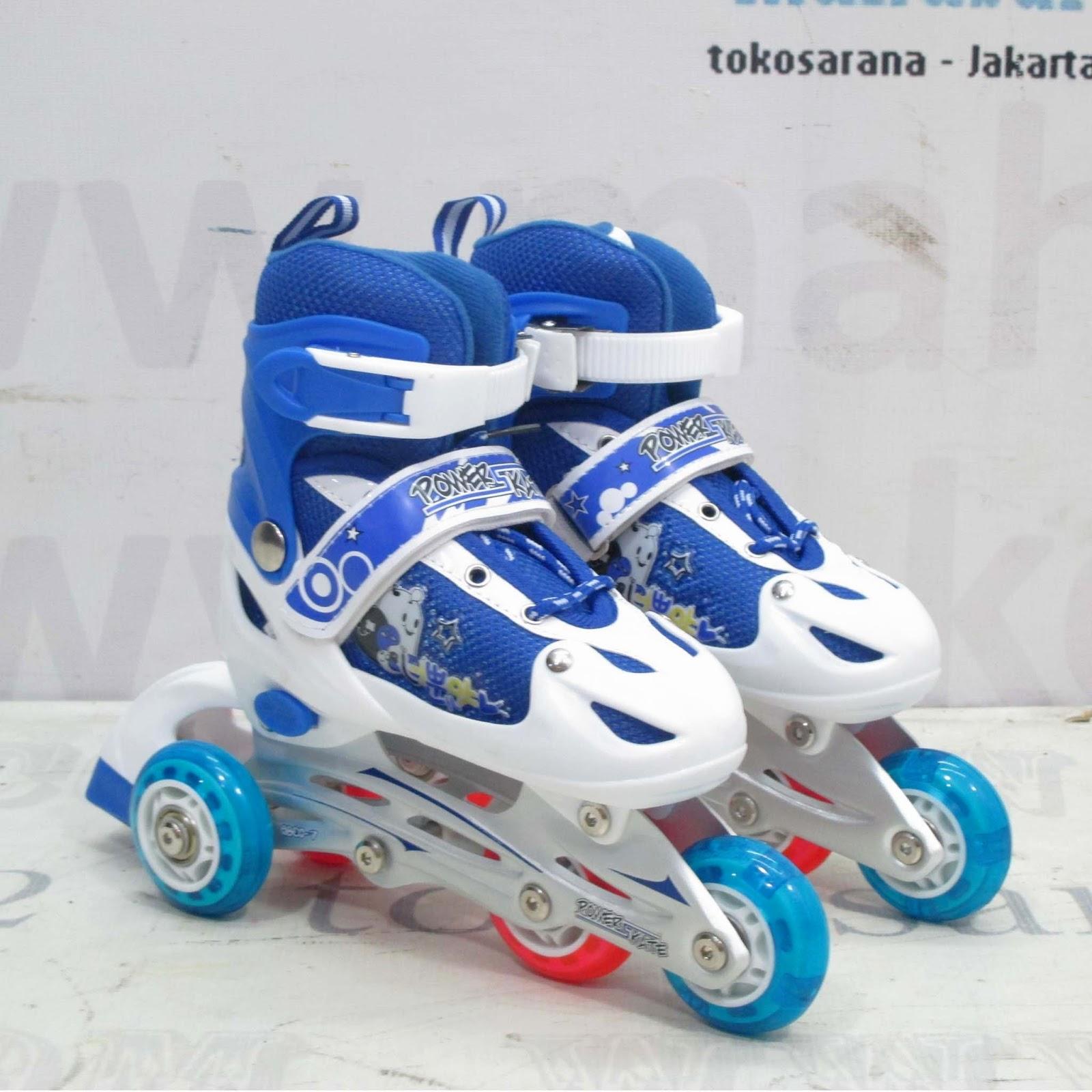 Sepatu Roda Powerskate 6032 1aa98ca9ee