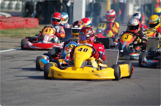 Outdoor Race Karts