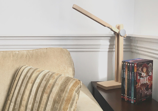 AUKEY LT-ST9 Wooden Table Lamp